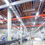 SF-Bau-Industriebau-Stahlbau-Neubau Halle-Schlüsselfertig