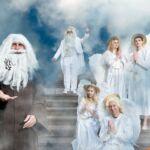 Stahlbau Nägele Kalender-Stairway to heaven