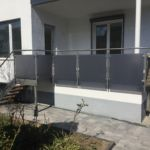 Schlosserarbeiten-Metallbauarbeiten-Gartentreppe-Garten-Treppe-Göppingen-Stahlbau-Schlosser- und Metallbauarbeiten