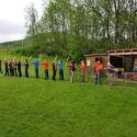 Bogenschießen Bogensportclub Eschenbach e.V-Abteilungsevent Schlosserei Stahlbau Nägele