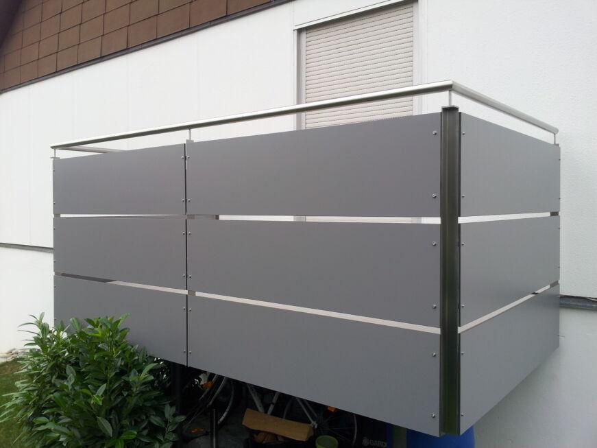 balkongel nder adelberg stahlbau n gele. Black Bedroom Furniture Sets. Home Design Ideas