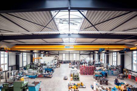 SF-Bau - Industriebau - Stahlbau - Hallenbau - Schlüsselfertigbau