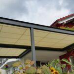 Schlosserarbeiten-Metallbauarbeiten-Pergola-Überdachung-Stahlbau-Schlosser- und Metallbauarbeiten