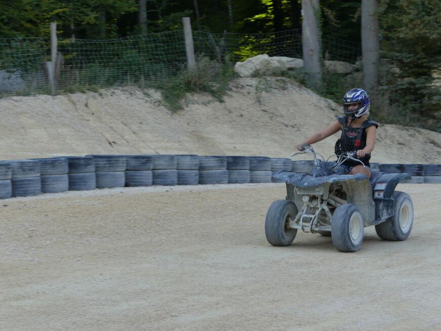 Stahlbau Nägele Azubi-Ausflug-Quad fahren-Lochmühle Eigeltingen