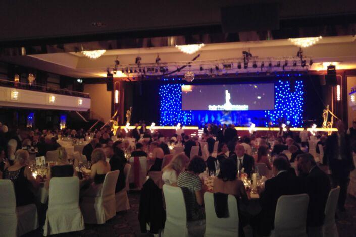Auszeichnung Großer Preis des Mittelstandes 2016-Verleihung Berlin-Stahlbau Nägele