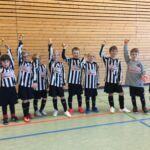 Knirpse des 1. FC Rechberghausen holen sich den Turniersieg in Schlierbach