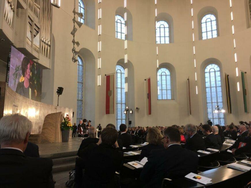 8. Deutsches Wirtschaftsforum-Paulskirche