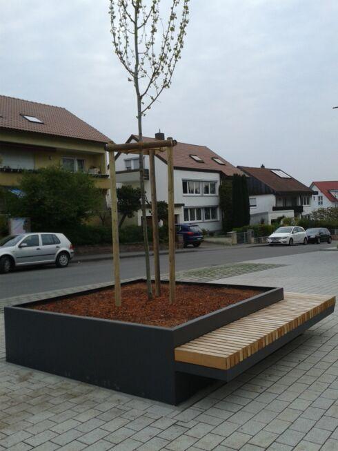 Schlosserarbeiten-Metallbauarbeiten-Pflanztrog-Schlosserarbeiten-Stahlbau-Schlosser- und Metallbauarbeiten