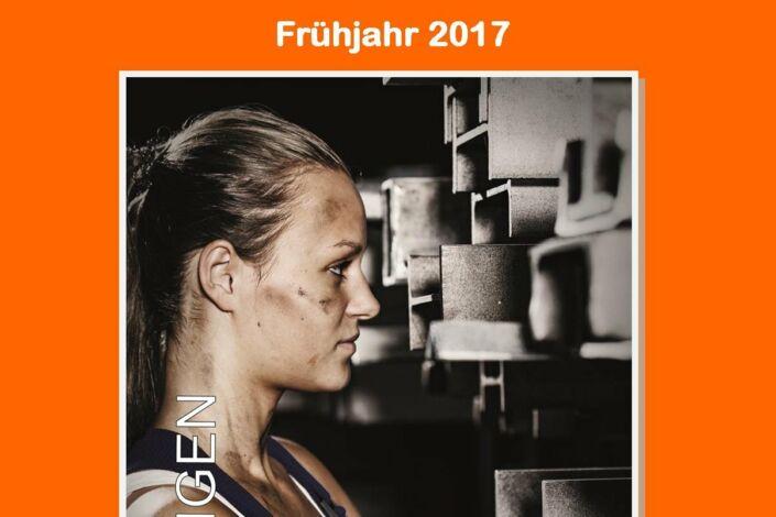Kundenjournal Frühjahr 2017-Stahlbau Nägele