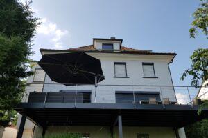 Schlosserarbeiten-Metallbauarbeiten-Balkonanbau-Balkon-Stahlbau-Schlosser- und Metallbauarbeiten