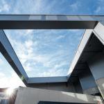SF-Bau-Industriebau-Neubau Lagerhalle und Verwaltungsbau-Ditzingen-Stahlbau-Schlüsselfertigbau
