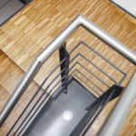 Schlosserarbeiten-Metallbauarbeiten-SF-Bau-Industriebau-Treppe-Geländer-Sindelfingen-Stahlbau-Schlüsselfertigbau-Schlosser- und Metallbauarbeiten