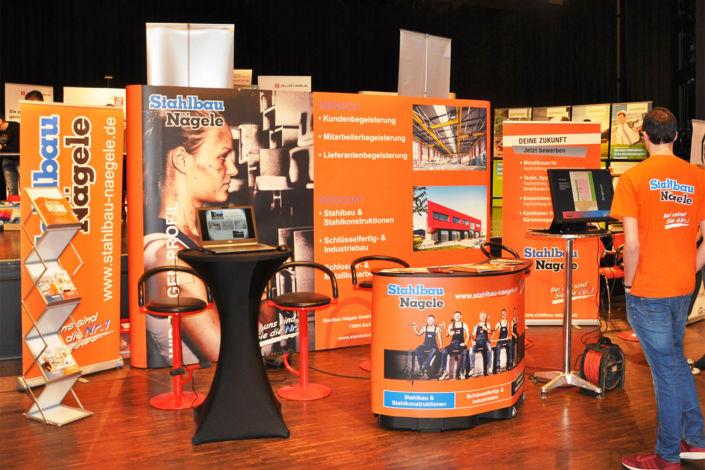 Azubimesse Fit for Job-2018-Stadthalle Eislingen-Azubikampagne-Ausbildung