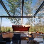 Schlosserarvbeiten-Metallbauarbeiten-Balkonüberdachung-Terrassenüberdachung-Stahlbau-Überdachung-Schlosser-und Metallbauarbeiten