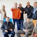 SF-Bau-Abnahme und Urkundenübergabe-Hallenneubau-Merklingen-Stahlbau-Schlüsselfertigbau