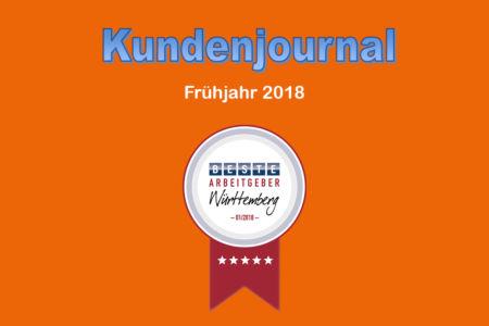 Kundenzeitung Frühjahr 2018-Stahlbau-SF-Bau-Industriebau-Komplettbau-Schlosserarbeiten