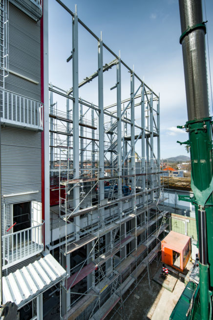 Stahlbau-Abnahme und Urkundenübergabe-Eislingen-Erweiterung Tanklager 34/2
