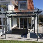 Schlosserarbeiten-Metallbauarbeiten-Terrassenüberdachung-Erweiterung Überdachung-Eislingen-Schlosser- und Metallbauarbeiten