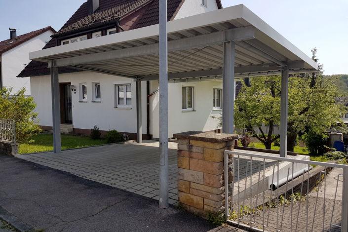 Schlosserarbeiten-Metallbauarbeiten-Carports-Albershausen-Schlosser- und Metallbauarbeiten