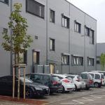 SF-Bau-Abnahme und Urkundenübergabe-Erwieterung best. Halle-Jaebenhausen-Stahlbau-Schlüsselfertigbau