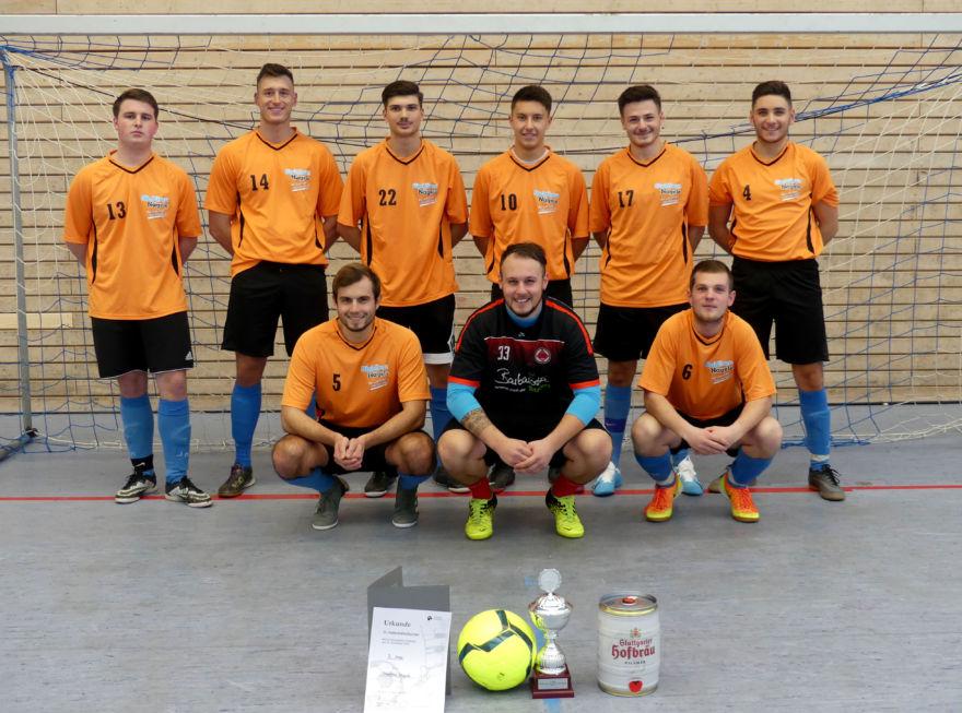Stahlbau Nägele-Fußballtuernier Landratsamt Esslingen