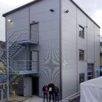 SF-Bau-Abnahme und Urkundenübergabe-Eislingen-Neubau Verdampfungsanlage-Stahlbau-Schlüsselfertigbau