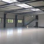 SF-Bau-Abnahme und Urkundenübergabe-Jebenhausen-Erweiterung Produktionshalle-Stahlbau-Industriebau-Schlüsselfertigbau