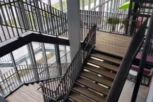 Schlosserarbeiten-Metallbauarbeiten-Treppenkonstruktion-Göppingen-Stahlbau-Schlosser- und Metallbauarbeiten