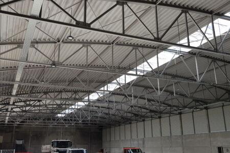Industriebau-201938-Alba Neubau Halle Waiblingen
