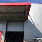 Schlüsselfertigbau-Hallenerweiterung an bestehendes Gebäude-Unterensingen-SF-Bau